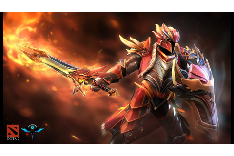 Dota 2 - Dragon Knight gameplay - YouTube