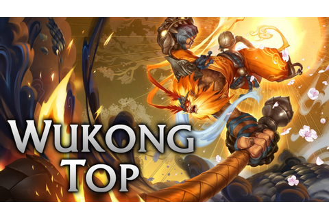 Radiant Wukong Top - League of Legends Commentary - YouTube