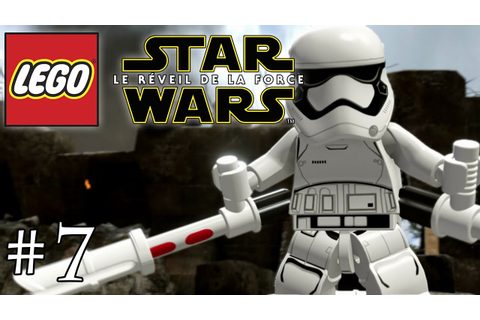 LEGO Star Wars Le Réveil de la Force FR #7 - YouTube