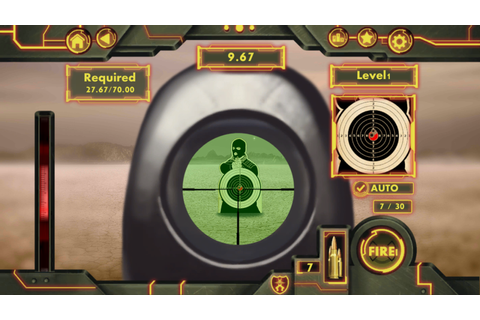 Shooting Range Simulator Game - Android Apps on Google Play