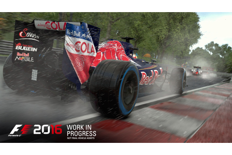 F1 2016 Game, HD Games, 4k Wallpapers, Images, Backgrounds ...