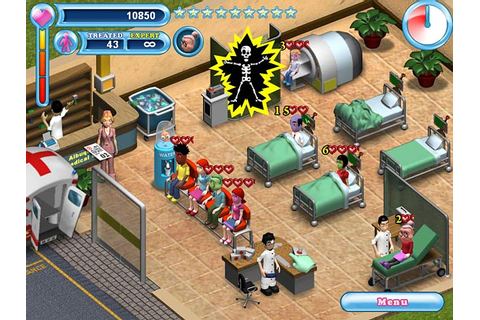 Spintop Games - Hospital Hustle - Arcade & Action ...