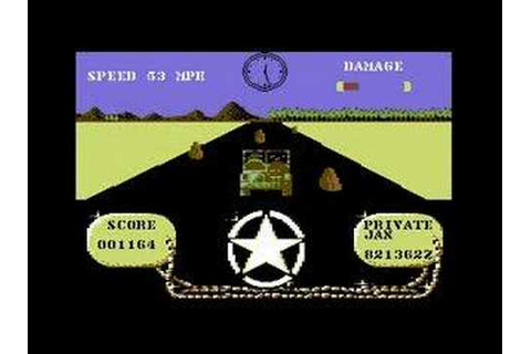 C64 - 19 Part One: Boot Camp (Jeep Training) - YouTube