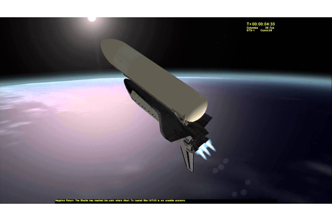 Space Shuttle Mission 2007 - STS 1 - Part1 - YouTube