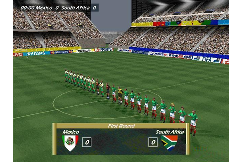 FIFA World Cup 98 Download (1998 Sports Game)