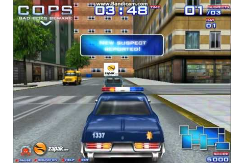 Cops Bad Boys Beware Police Pursuit Gameplay 1 - YouTube