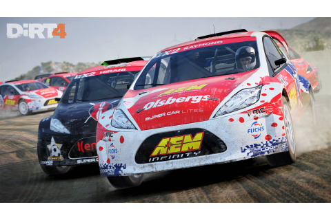 DiRT 4 Announced for June Release