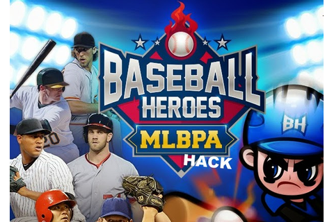 Baseball Heroes MLBPA Hack [SEPTEMBER 2014] ~ Free Hack ...