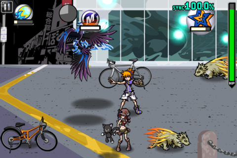 Review: The World Ends With You brings fashion and ...