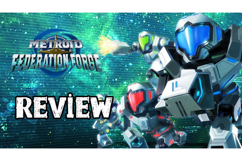 [Review] Metroid Prime: Federation Force - YouTube