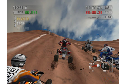MX vs. ATV Unleashed Download (2006 Sports Game)