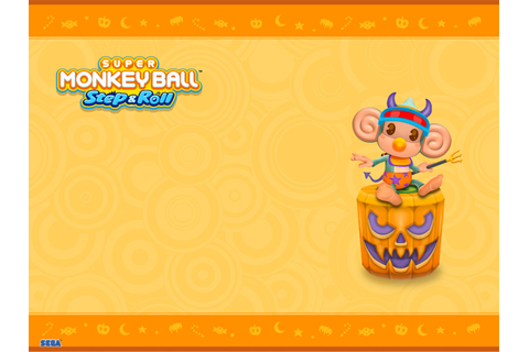 Super Monkey Ball: Step & Roll wallpaper