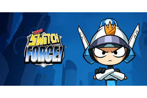 Mighty Switch Force! | Nintendo 3DS download software ...