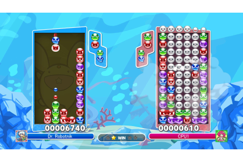 Puyo Puyo eSports heading to Europe and North America on ...