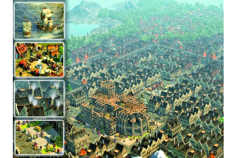Games For PC: Anno 1404