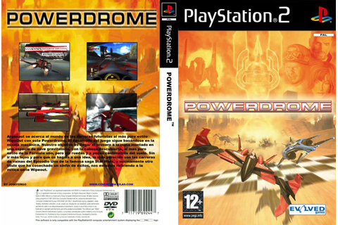 (PS2) Powerdrome [NTSC-U] [1.08GB] | Games Online