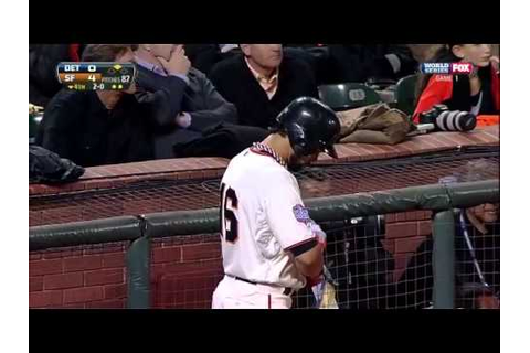 THE 108TH WORLD SERIES, GAME 1 - October 24, 2012 - YouTube