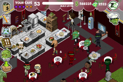 Zombie Cafe Guide, Cheats and Tips | Tap Gamers