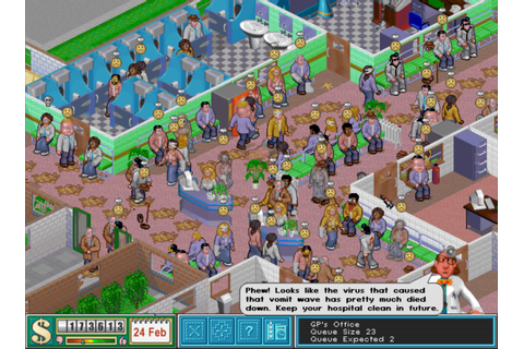 Game Chest: Theme Hospital