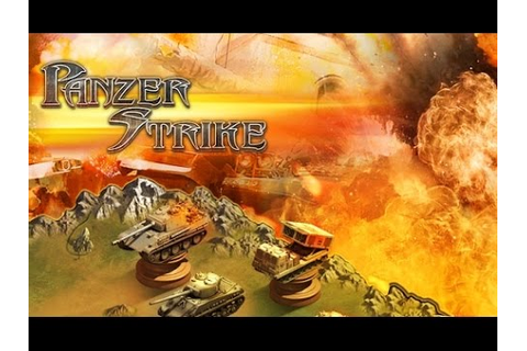 Panzer Strike - Android Gameplay HD - YouTube
