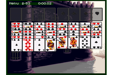Super Solitaire Screenshots | GameFabrique