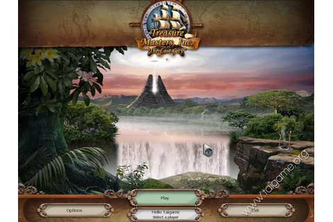 Treasure Masters Inc: The Lost City - Download Free Full ...