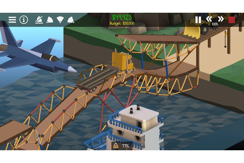 Download Poly Bridge 2 [MOD Money] 1.30 APK for Android