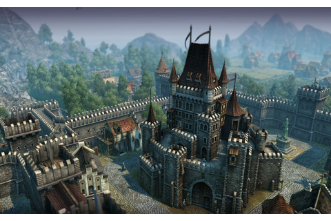 Video games minecraft castle wallpaper | 1920x1200 | 58927 ...
