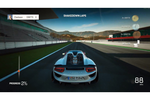 The Grand Tour Game's latest video shows off Seamless ...