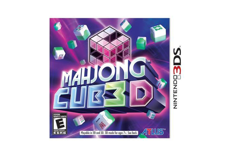 Mahjong CUB3D Nintendo 3DS Game - Newegg.com
