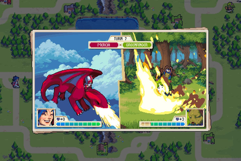 Wargroove review: Advance Wars-style strategy on the ...