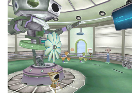 Tensai Bit-Kun: Gramon Battle Game Cube Screenshots ...