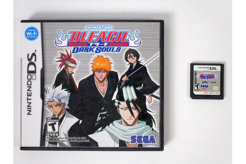 Bleach Dark Souls game for Nintendo DS | The Game Guy