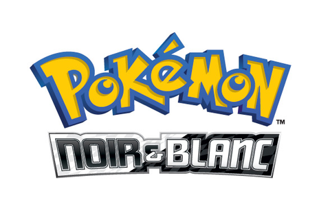 Black And Gold Games: Nouveau Jeux Pokemon Noir Et Blanc