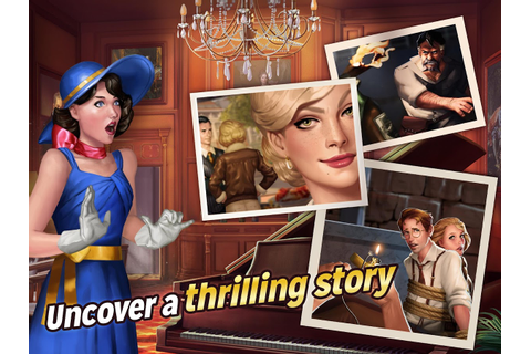 Pearl's Peril - Hidden Object Game - Android Apps on ...
