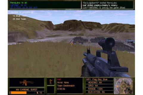 Delta Force 2 multiplayer - YouTube