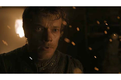 Theon Greyjoy: No Coward, No Fool