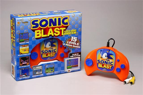 Sonic Blast Standalone PnP - Dedicated Systems - AtariAge ...