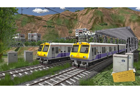 Indian Local Train Simulator - Android Apps on Google Play