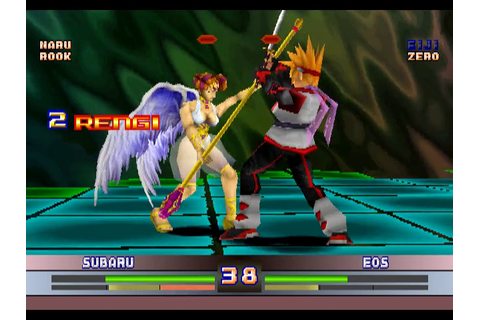 Toshinden Subaru (With images) | Subaru, Video games, Play
