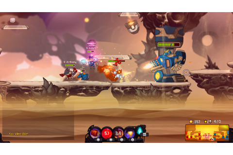 Awesomenauts Assemble! on PS4 | Official PlayStation™Store US