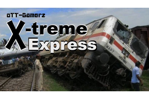 X-treme Express Train Racing {PS2} - YouTube