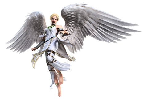 Angel (HDR Effect Edition) by jin-05 on DeviantArt