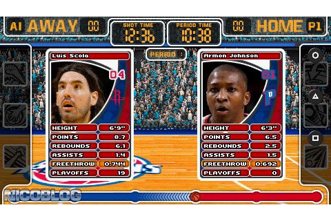 Top Trumps NBA All Stars (USA) PSP ISO - CDRomance