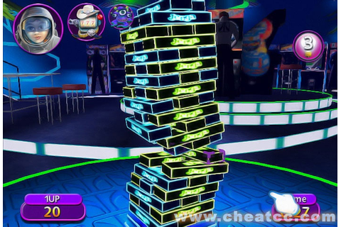 Jenga: World Tour Review for the Nintendo Wii