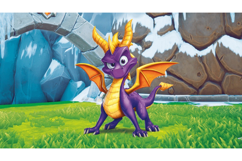 Update: Spyro the Dragon Remaster Screenshots, Title ...