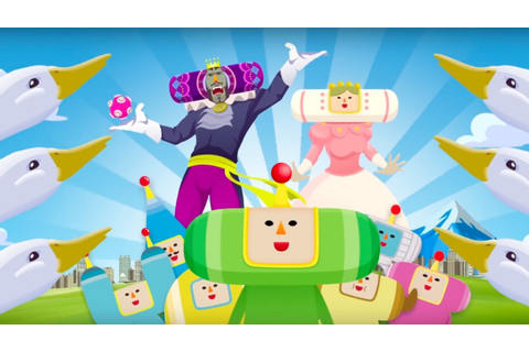 Amazing Katamari Damacy Official Trailer - YouTube