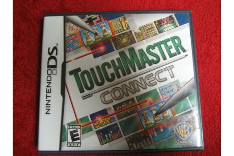 TouchMaster: Connect (Nintendo DS, DSI, 3DS, 2DS 2009 ...