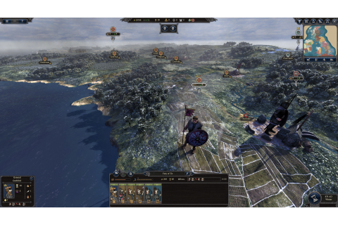 Total War Saga: Thrones of Britannia Preview - Island ...