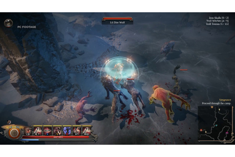 Vikings - Wolves of Midgard Action Gameplay Trailer (EU ...